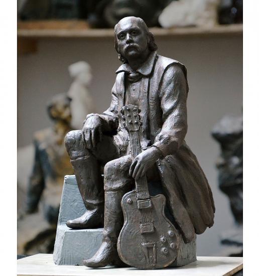 Проект скульптуры Мулявина В.Г.