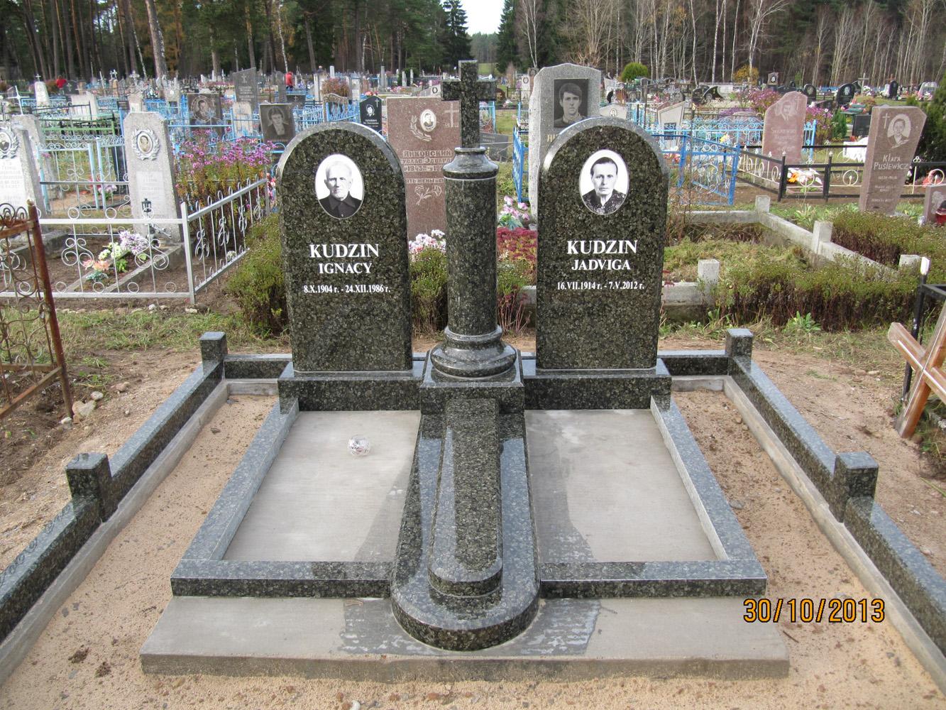 памятник двойной фото 4