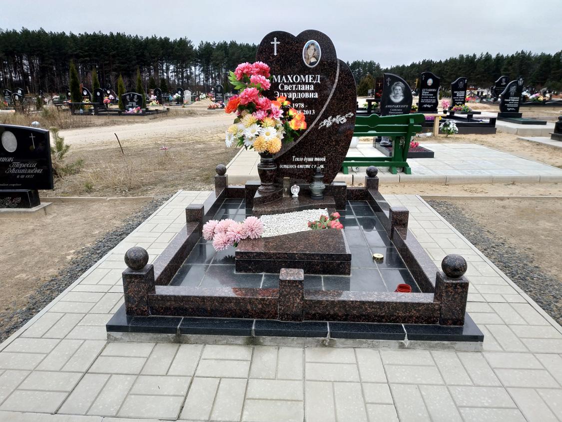 памятник одинарный фото 69